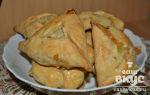 Курник в духовке (рецепт с курицей и картошкой)