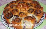 Дрожжевой пирог с маком – каравай к пасхальному столу