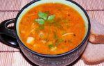 Суп с вермишелью в мультиварке