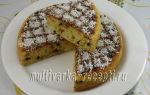 Морковно-кокосовый пирог в мультиварке